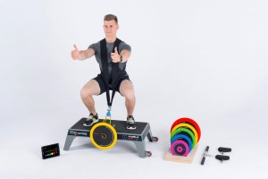 Gyro Gold - flywheel training machine
